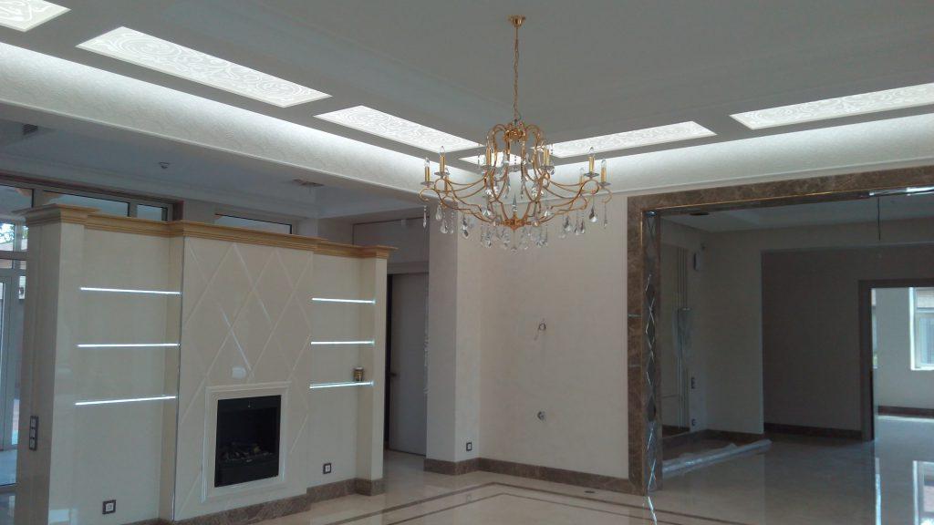 Светодиодное освещения в дом и квартиру
