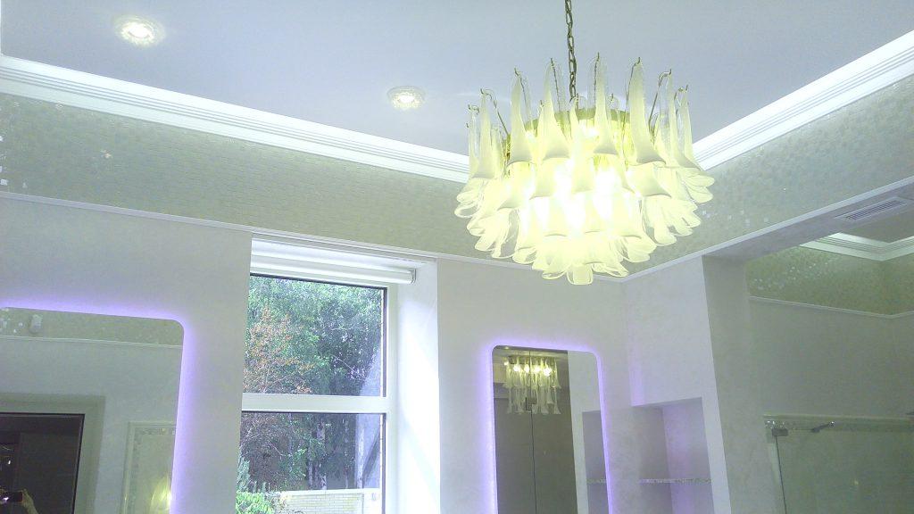 Светодиодное подсветка интерьера дома