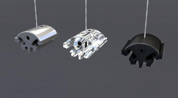 Подвесы для светодиодного профиля